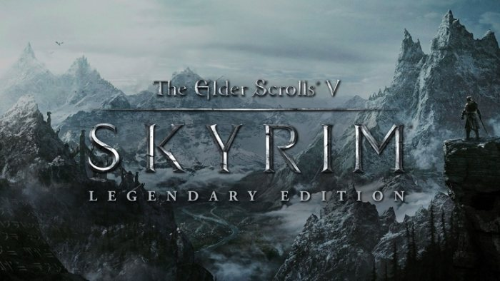 The Elder Scrolls 5 Skyrim - Legendary Edition