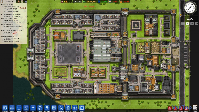 Скачать prison architect v17 (последняя версия) бесплатно торрент.