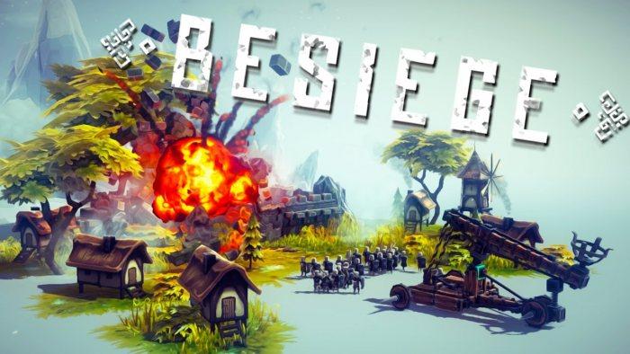 Besiege последняя версия 0. 70.