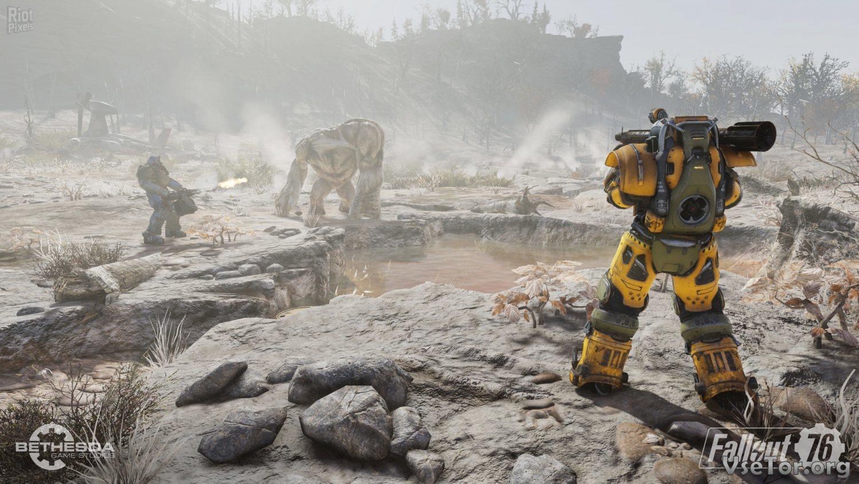 Fallout 76 скачать торрент на русском