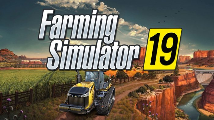 Farming Simulator 19 v1.4.1.0