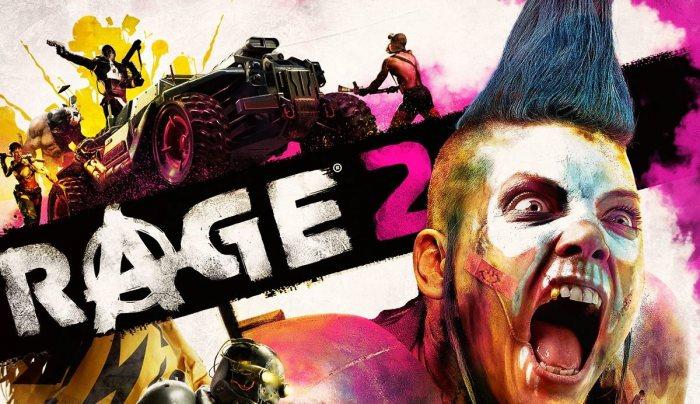 Скачать Rage 2 v1 06 (Update 2) (последняя версия) торрент