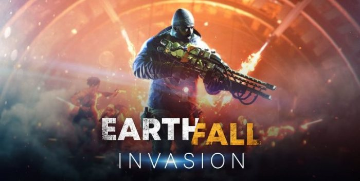 Earthfall Invasion (Update 5)