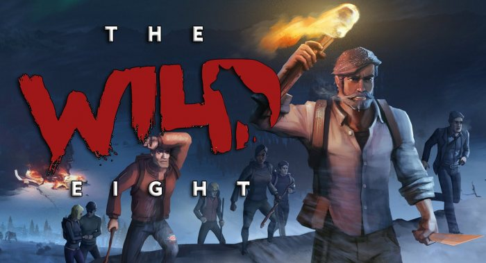 The Wild Eight v0.11.20