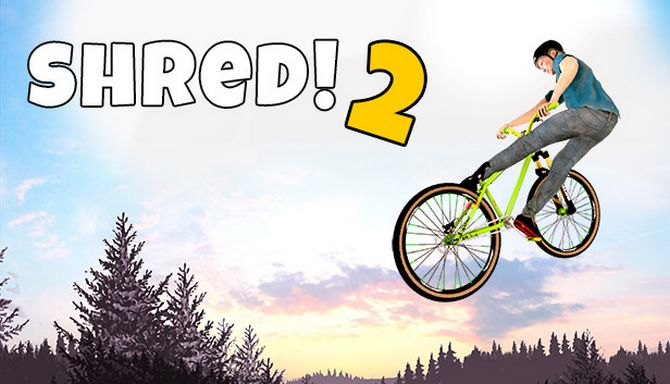 Shred! 2 - Freeride Mountainbiking v1.4