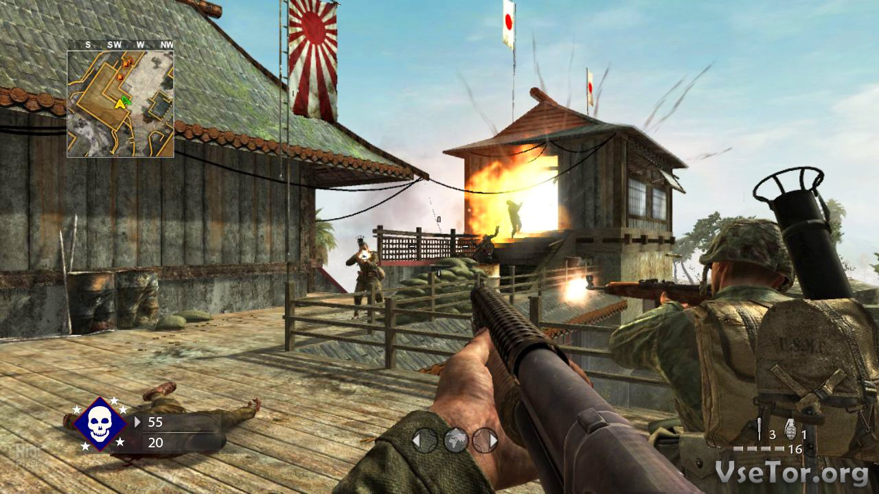 call of duty world at war crack only torrent