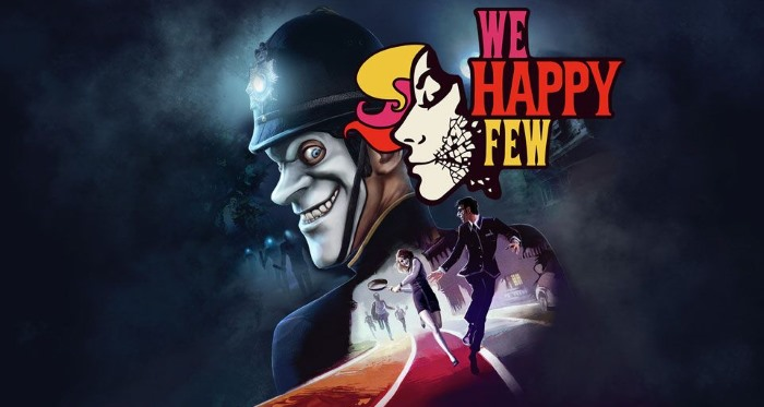 We Happy Few v1.9.88874 + все DLC