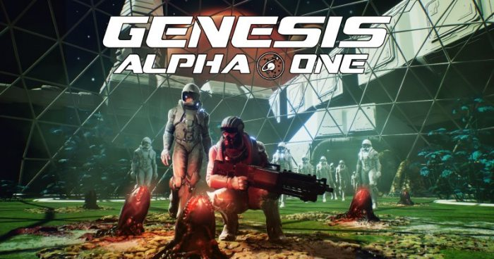 Genesis Alpha One Deluxe Edition