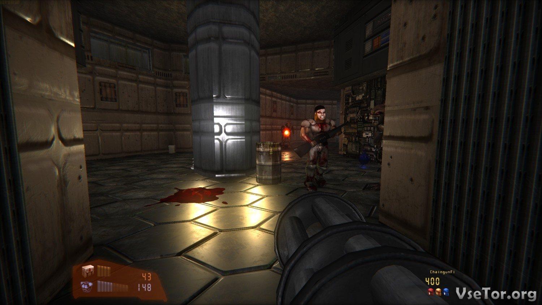 Скачать doom remake 4 (mod) v2. 981 (последняя версия) торрент.