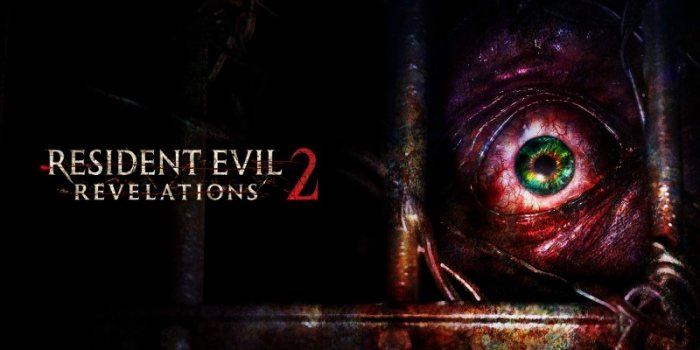 Resident Evil Revelations 2 Episode 1-4