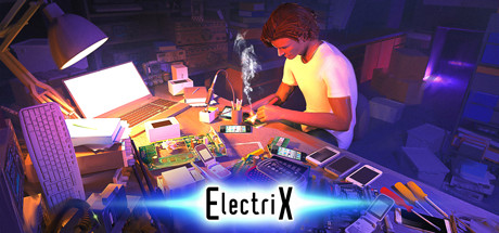 ElectriX Electro Mechanic Simulator