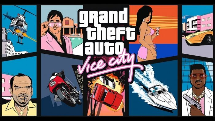 GTA / Grand Theft Auto Vice City