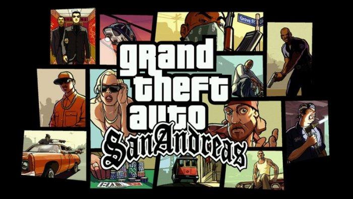 скачать Gta Grand Theft Auto San Andreas последняя версия