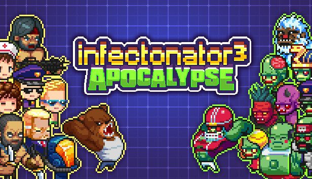 Infectonator 3 Apocalypse v1.5.31