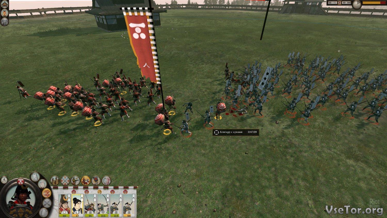 Total war shogun 2 otomo clan pack скачать торрент
