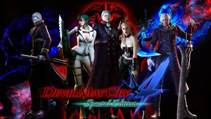 Devil May Cry V1
