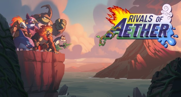 Rivals of Aether v1.4.20