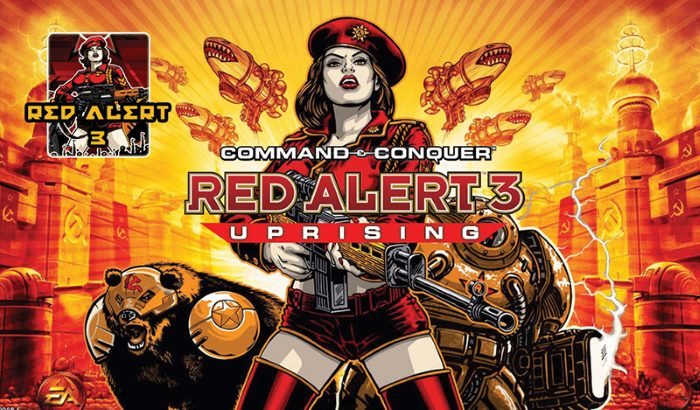 Command & Conquer Red Alert 3 + Uprising