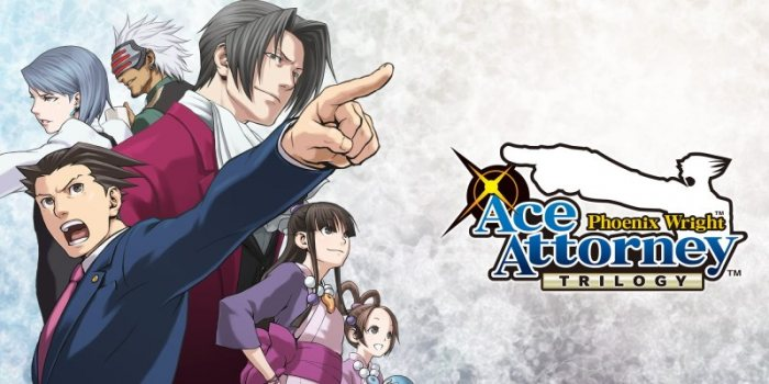 Phoenix Wright: Ace Attorney Trilogy v22.08.2019