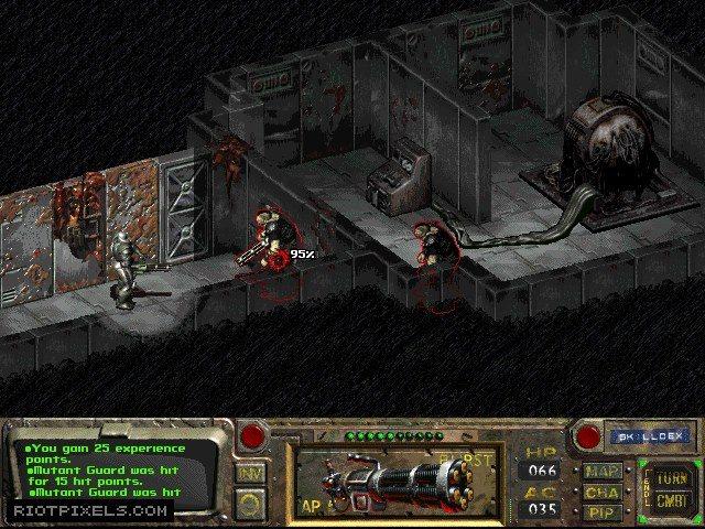 fallout 1 скачать русская версия с торрента