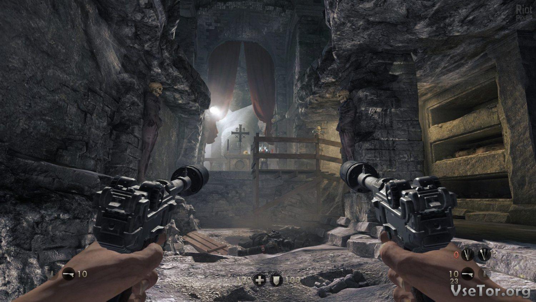 Скачать Wolfenstein: The Old Blood (Update 1) (последняя версия