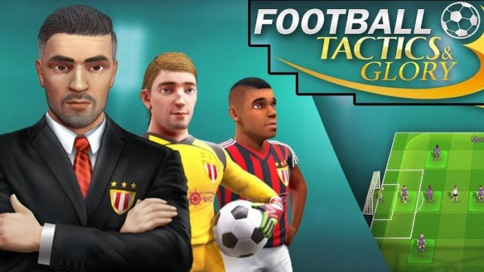Football, Tactics & Glory v20.11.2020
