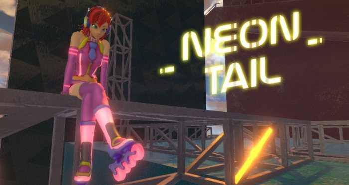 Neon Tail v0.15.1.38
