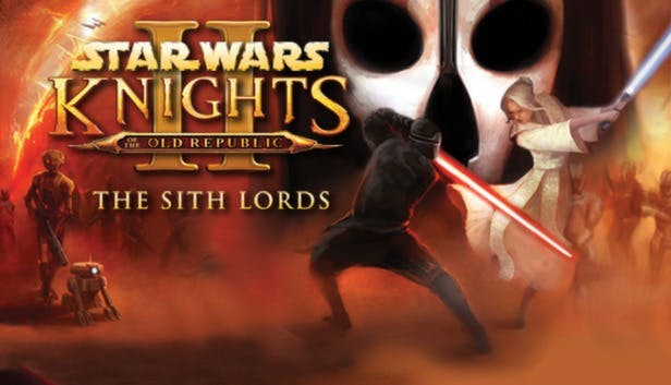 Star Wars: Knights of the Old Republic 2 The Sith Lords