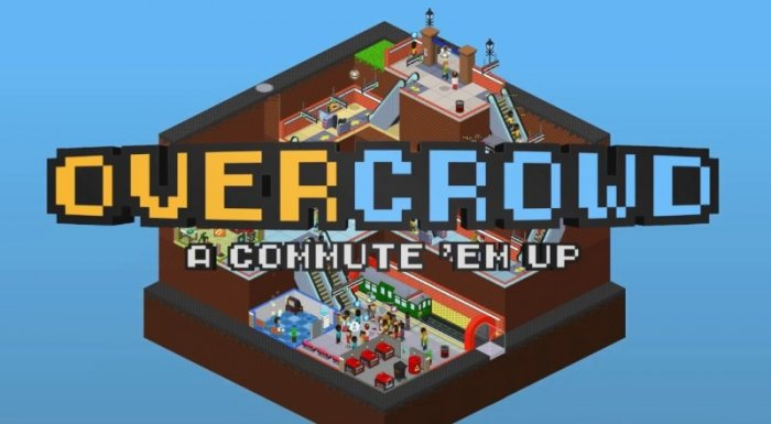 Overcrowd A Commute 'Em Up