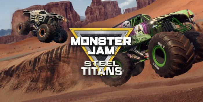 Monster Jam Steel Titans v1.0.1