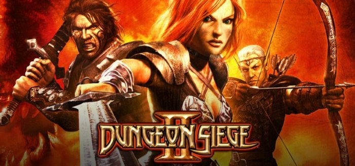 Dungeon Siege 2 + Broken World