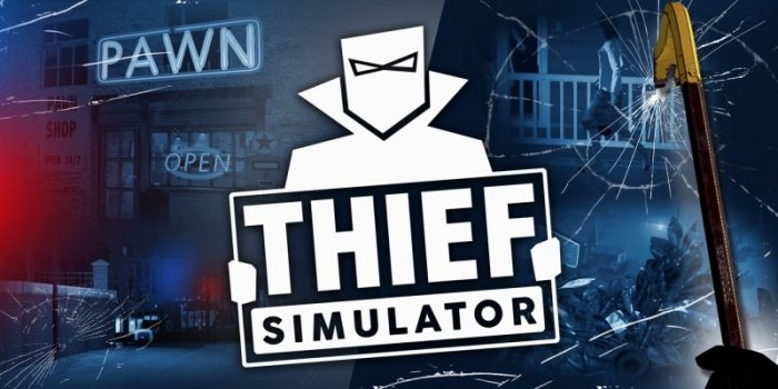Thief Simulator v1.2.1
