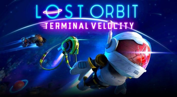 LOST ORBIT Terminal Velocity