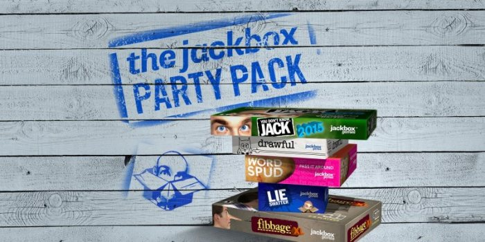 The Jackbox Party Pack 1