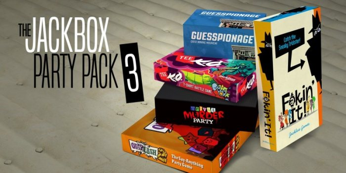 The Jackbox Party Pack 3 на русском