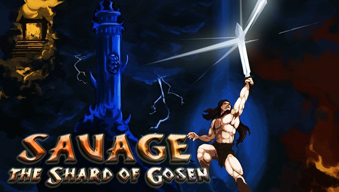 SAVAGE The Shard of Gosen