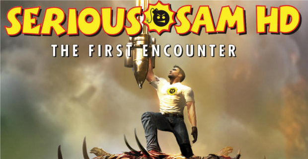 Serious Sam HD: The First Encounter v1.206580
