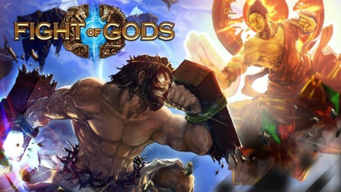 Fight of Gods Godracter