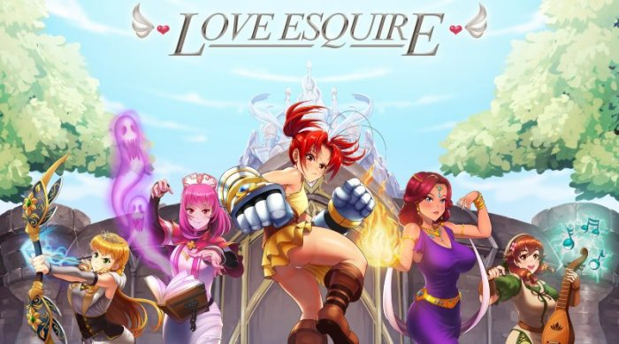 Love Esquire - RPG/Dating Sim/Visual Novel