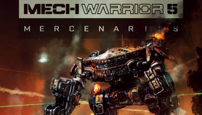 MechWarrior 5 Mercenarie