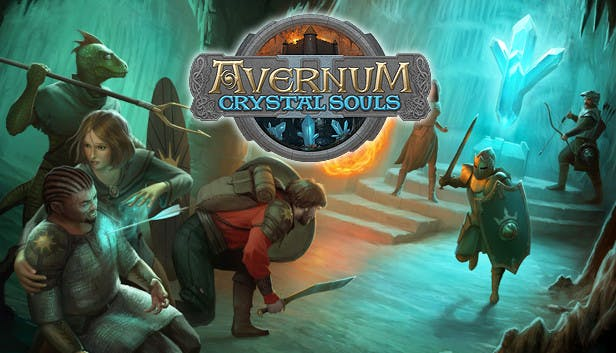 Avernum 2 Crystal Souls