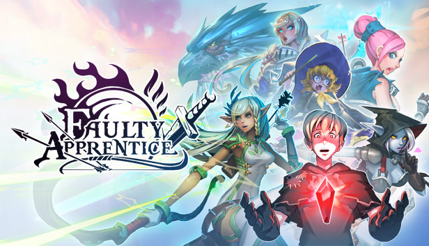 Faulty Apprentice - Visual Novel/Dating Sim