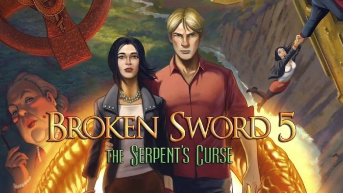 Broken Sword 5 The Serpent's Curse. Episode One & Two