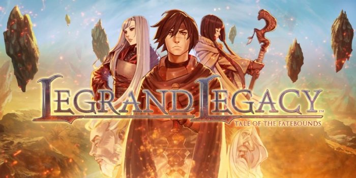 Legrand Legacy Tale of the Fatebounds