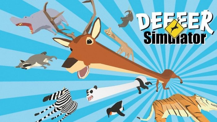 DEEEER Simulator: Your Average Everyday Deer Game