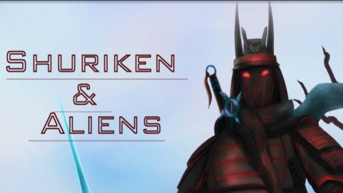 Shuriken and Aliens