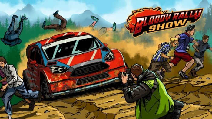 Bloody Rally Show v1.2.4