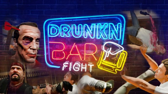 Drunkn Bar Fight (VR)