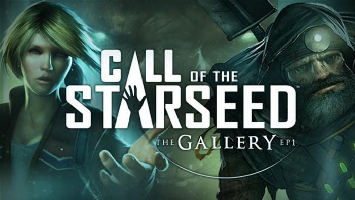 The Gallery - Episode 1: Call of the Starseed (VR)