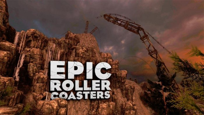 Epic Roller Coasters (VR)